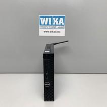 Optiplex 3050 7500T i5-7500T 8Gb 256Gb SSD W10 Pro Tiny PC