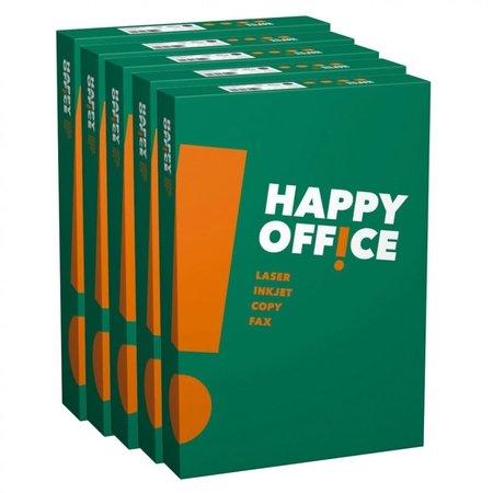 Happy Office Happy Office pak A4 Premium 80g Printpapier 2500 vel