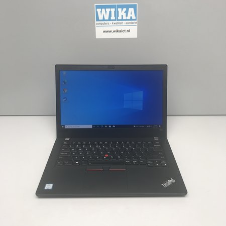 Lenovo Thinkpad T480 I7-8550U 16Gb 512Gb SSD 14 inch laptop