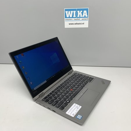 Lenovo Lenovo Thinkpad L380 Yoga I5 8GB  256GB 13 inch Full HD  W10P 2-1 Laptop