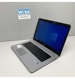HP Probook 470 G4 I7-7500U 2.7Ghz 8Gb 256Gb SSD 930MX 17 inch laptop