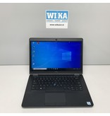 Dell Latitude E5470 i5-6300U 8Gb 256Gb SSD 14.1 Windows 10 Pro laptop