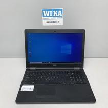 Latitude E5550 i5 2.3Ghz 8Gb 256Gb SSD 15.6 W10p laptop