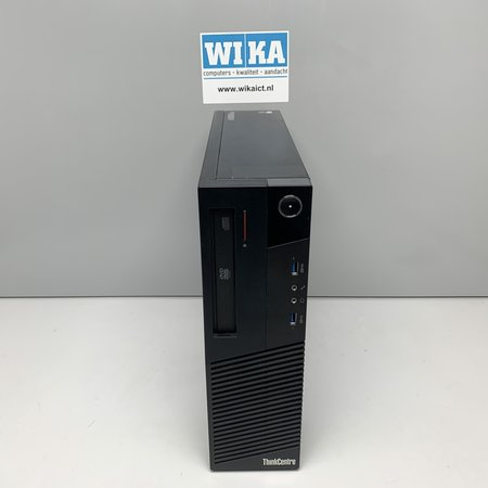 Lenovo Thinkcentre M83 I5-4430 8GB SSD W10P PC