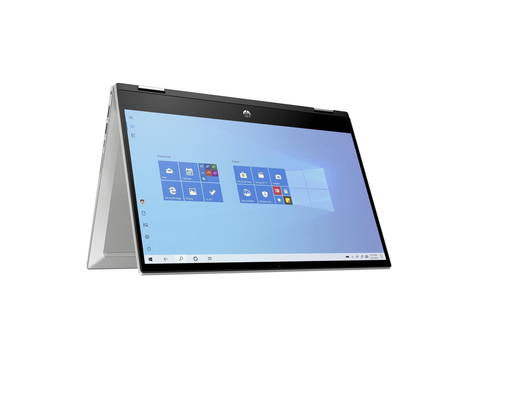 HP Pavilion x360 i3-1125G4 8Gb 256Gb 14 inch touch laptop