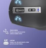 NGS Blur RB draadloze oplaadbare laser muis
