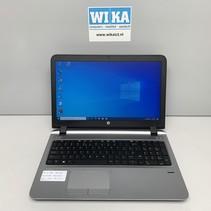 Probook 450 G3 I5 6200U 8GB 2x 128GB SSD 15 inch W10P laptop
