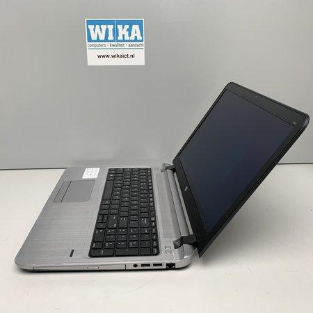 HP Probook 450 G3 I5 6200U 8GB 256GB SSD 15 inch W10P laptop