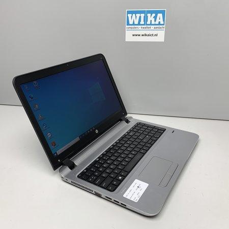 HP Probook 450 G3 I5 6200U 8GB 256 SSD 15 inch W10P laptop
