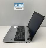 HP Probook 450 G3 I5 6200U 8GB 2x 128 SSD 15 inch W10P laptop