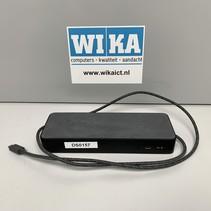 USB-C Universal Dockingstation gebruikt
