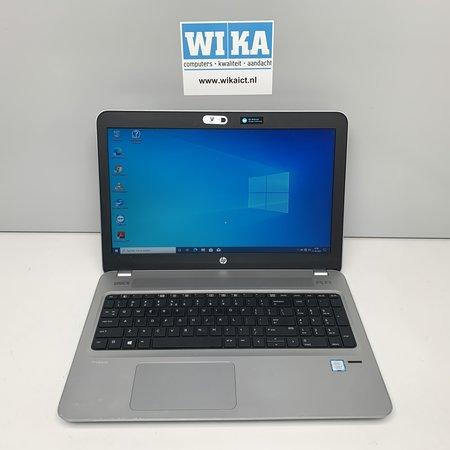 HP Probook 450 G4 I5 7500U 8GB 240GB SSD 15 inch W10P laptop
