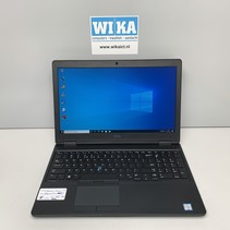 Latitude 5580 i5-7300U 8Gb 256Gb SSD 15.6 W10P laptop