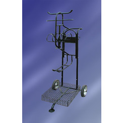 Harness cart