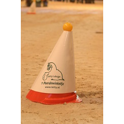 Cone covers with your logo