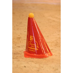 Cover for driving cones