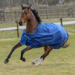 Bucas Smartex Turnout Extra Big Neck (All-in-one)