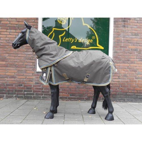 Ruitergilde Ruitergilde Outdoordecke Pferd 150 gr