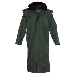 Jack Murphy men's jacket Lambourne II raincoat Olive