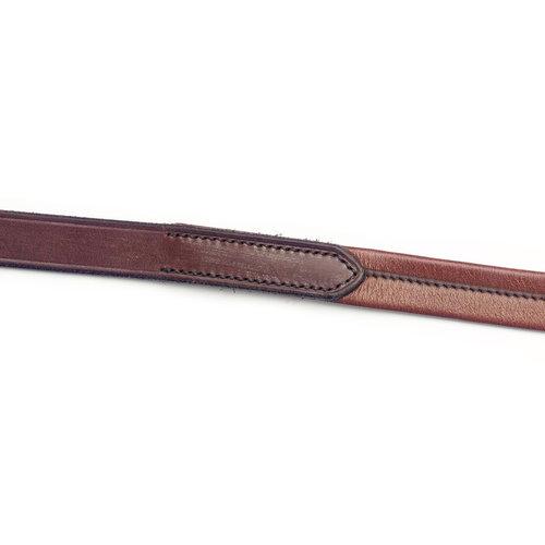Letty's Design LD Vierspan voorleidsel gevouwen leer beste kwaliteit