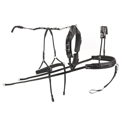 Kieffer Kieffer single harness synthetic pony
