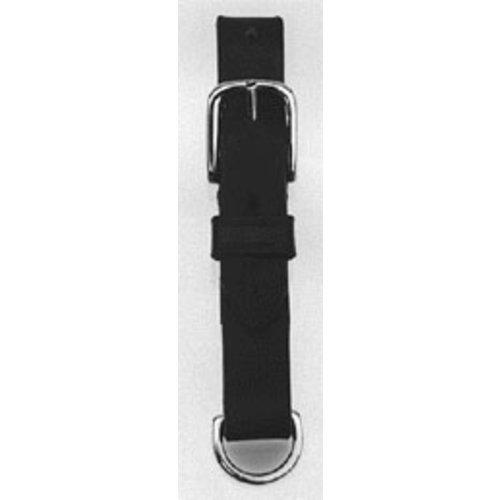 Letty's Design LD Hauptgestell-Sicherung aus Leder braun oder schwarz