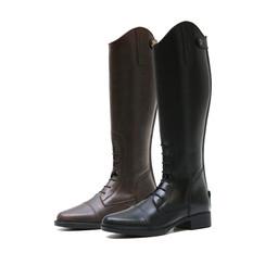 QHP Leather Kinderrijlaars Jildou standard calf size