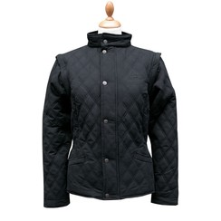Harry's Horse jacket with detachable sleeve bodycoat