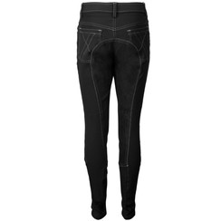 Euro-star Easy Rider Kids Breeches Zohra Flexblack