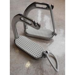 Ruiter Gilde stainless steel safety bar