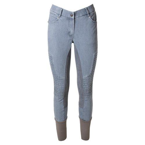 PK International Sportswear PK Reithose Avator Grau Jeans