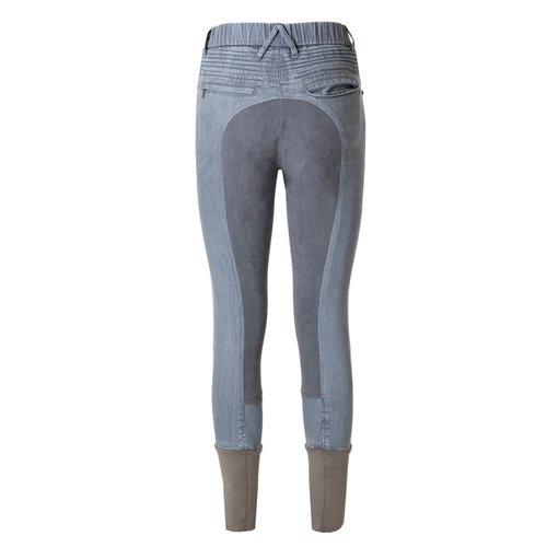 PK International Sportswear PK Rijbroek Avator Grey Jeans