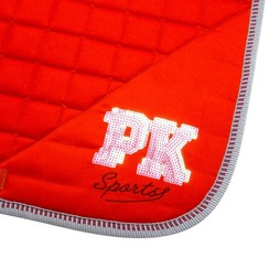 PK Zadeldek Rambo Fiery Red