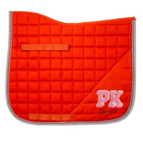 PK International Sportswear PK Saddle Pad Rambo Fiery Red