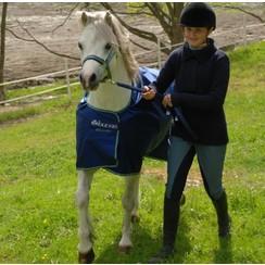Bucas Smartex Turnout Rain Pony
