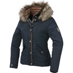 Equithème Padded jacket with hood L
