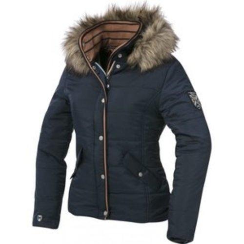 Equi-Thème Equitheme padded jacket with hood