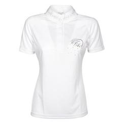 Harry's Horse Wettbewerb Hemd Elite Crystal White