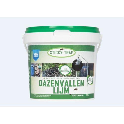 Sticky Trap Klebefallen Leimfalle Horsefly 1,5 Liter