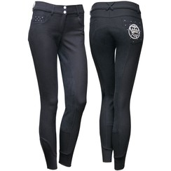 Harry's Horse Breeches Royal Competition Plus Black 36