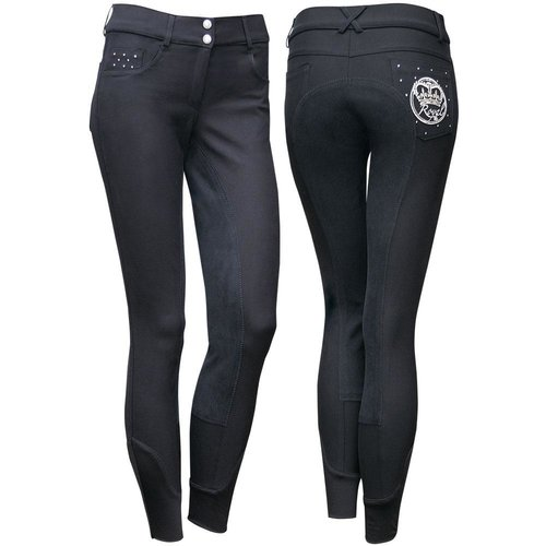 Harry's Horse Harry's Horse Breeches Royal Competition Plus Black
