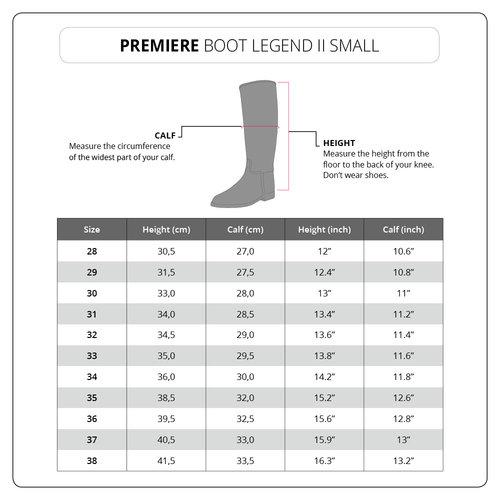 Premiére Premiere Legend Riding boot small size