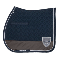 Euro-star Saddle Excellent 165 Navy