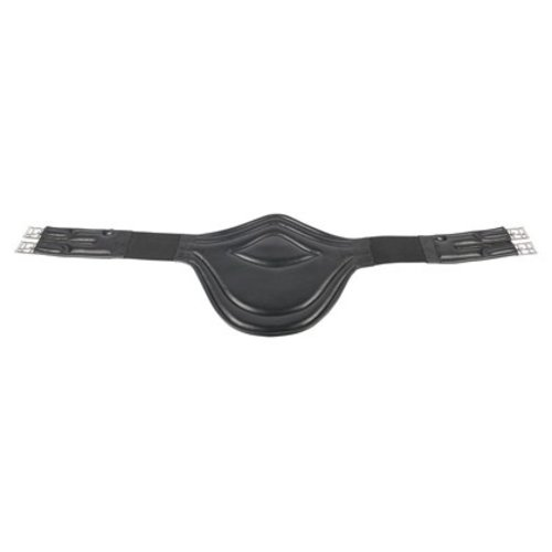 Harry's Horse Harry's Horse jumping girth with belly flap luxury black