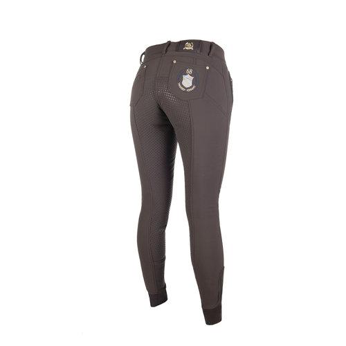 HKM HKM Softshell breeches Roma silicone buttocks