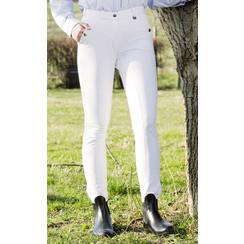 HKM Rossini white breeches