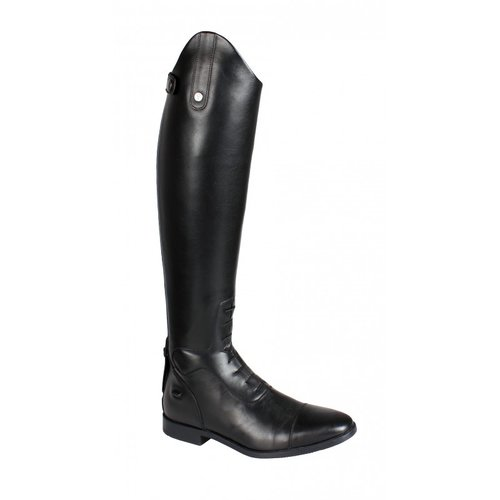 QHP QHP ladies leather riding boot Verena standard and wide calf size