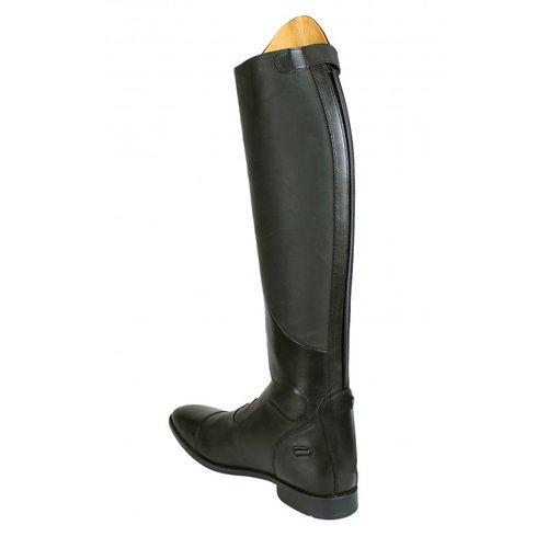 QHP QHP Damen Lederreitstiefel Verena Standard und breit Kalb Größe