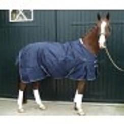 HB Outdoor blanket 100 grams navy