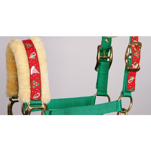 Harry's Horse Harry's Horse  Christmas Horse Halfterset